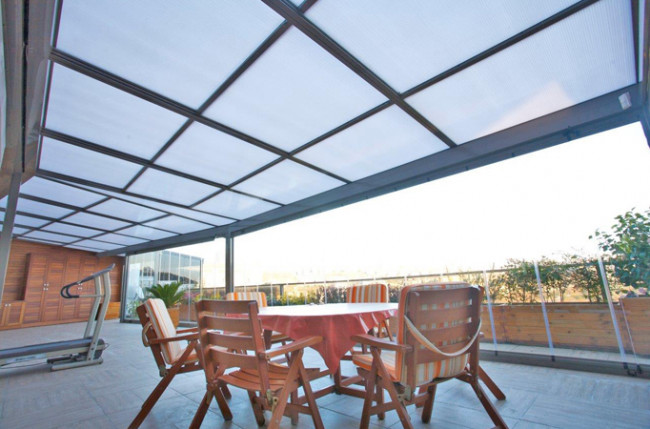 Terrace Retractable Roof Project #3899 Image 8