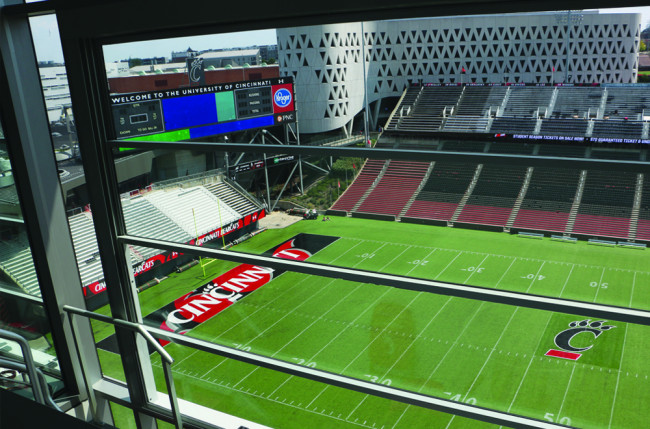 Stadium Retractable Wall Project #2783 Image 3
