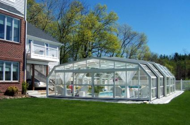 Maryland Pool Enclosure Project #4328 Image 4
