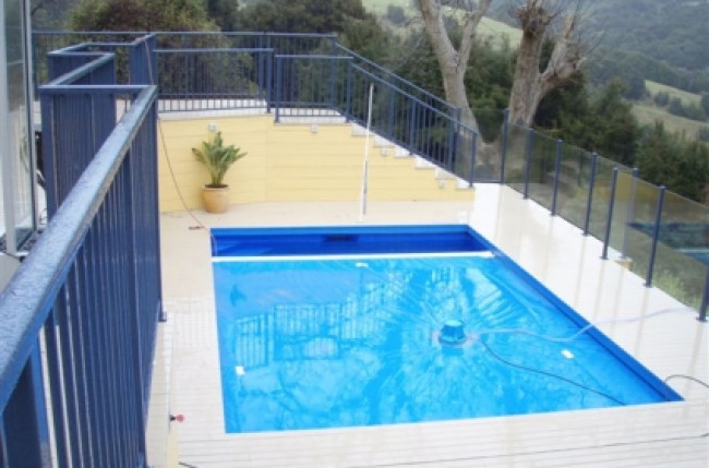 New Zealand Pool Enclosure Project #4531 Image 1