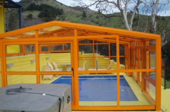New Zealand Pool Enclosure Project #4531 Image 9