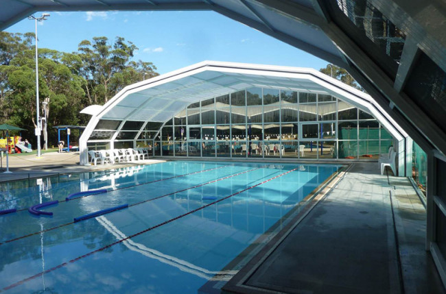 Australian Pool Enclosure Project #4625 Image 1