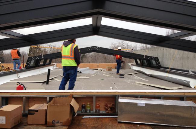Izakaya Retractable Roof Project # 4740 Image 3
