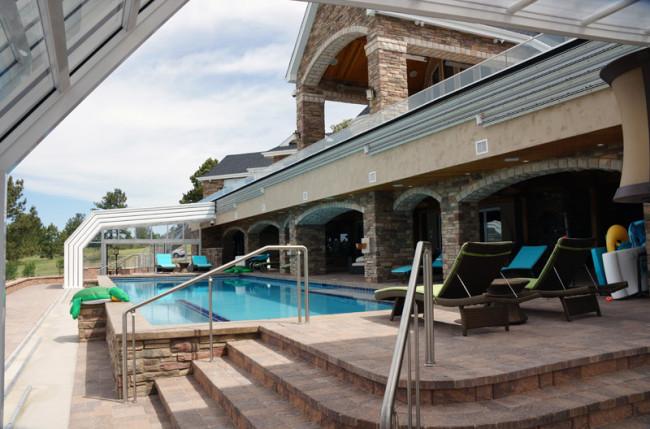 Colorado Pool Enclosure Project #4721 Image 1