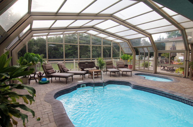 Pool and Spa Enclosure Project #3854 Image 1