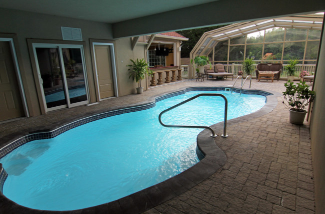 Pool and Spa Enclosure Project #3854 Image 9