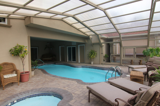Pool and Spa Enclosure Project #3854 Image 2