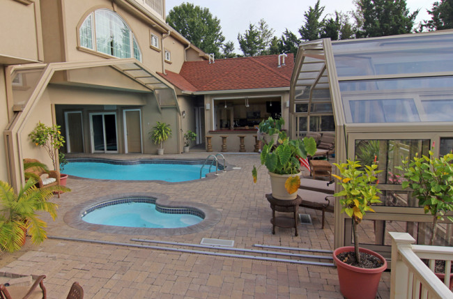 Pool and Spa Enclosure Project #3854 Image 4
