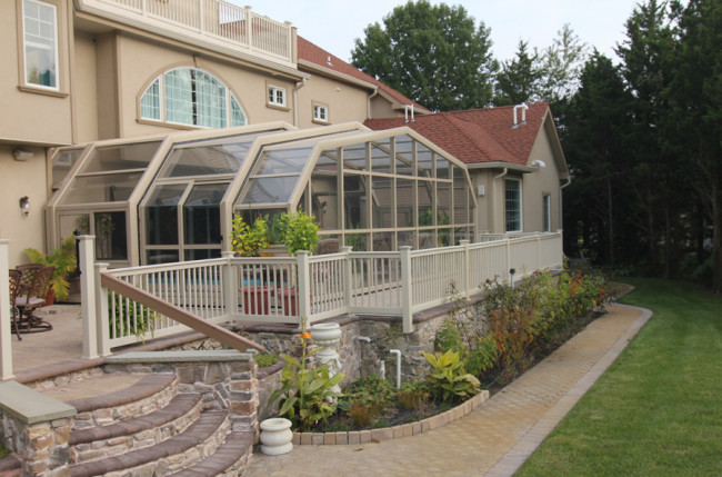 Pool and Spa Enclosure Project #3854 Image 5