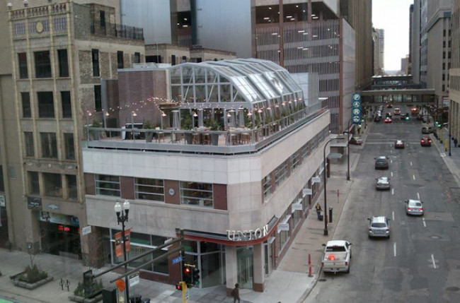 Minneapolis Retractable Roof Project #4612 Image 13