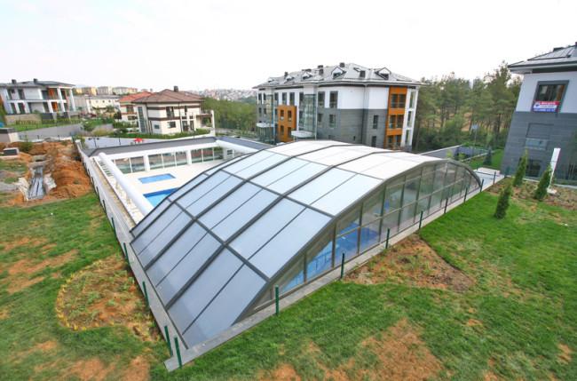 Antorman Pool Enclosure Project #4699 Image 10