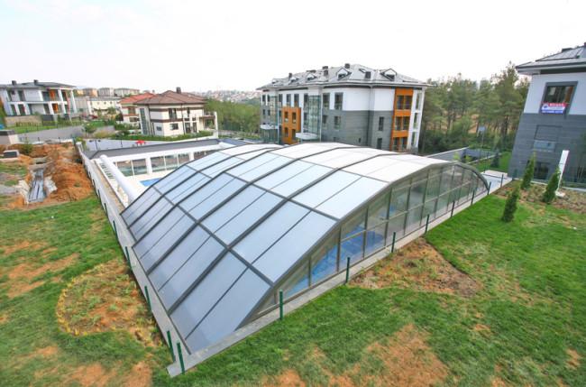 Antorman Pool Enclosure Project #4699 Image 17