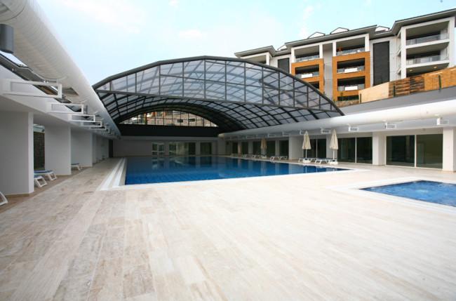 Antorman Pool Enclosure Project #4699 Image 13