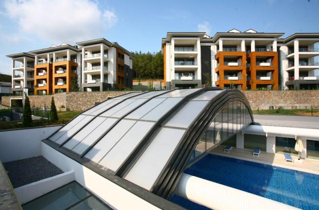 Antorman Pool Enclosure Project #4699 Image 8