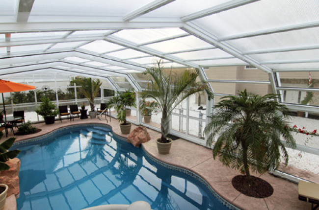New Jersey Pool Enclosure Project #4576 Image 3