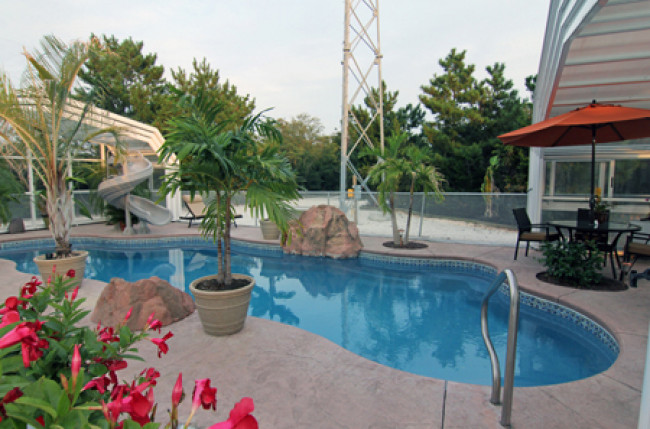 New Jersey Pool Enclosure Project #4576 Image 2