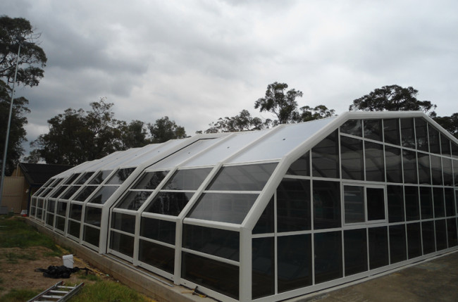 Australian Pool Enclosure Project #4625 Image 3