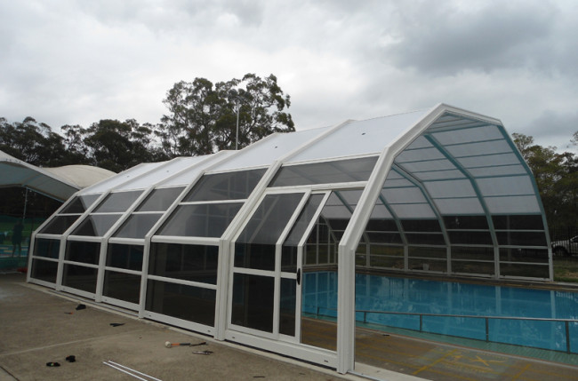 Australian Pool Enclosure Project #4625 Image 4