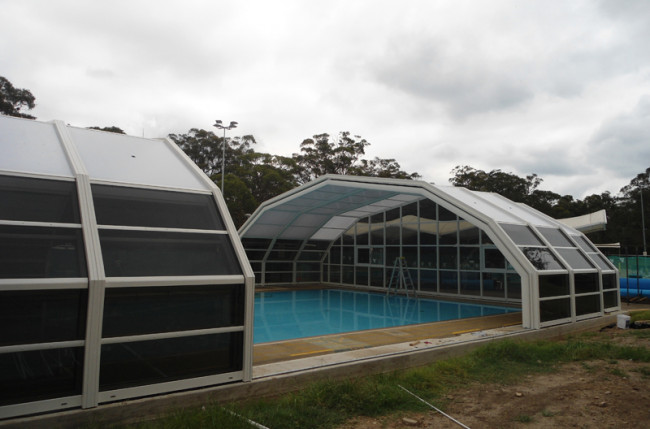Australian Pool Enclosure Project #4625 Image 5