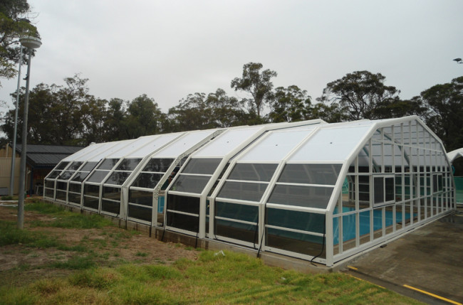Australian Pool Enclosure Project #4625 Image 6