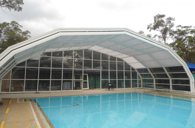 Australian Pool Enclosure Project #4625 Image 7